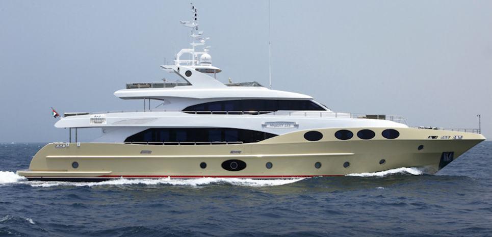 Veneta Charter Yacht