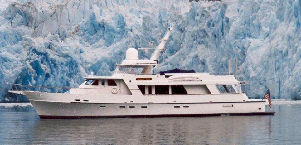 Magic Time Charter Yacht