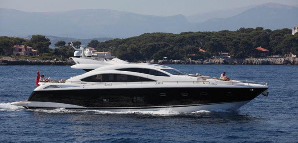 Starry Night Charter Yacht