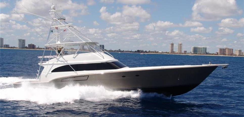 R80 (delete) Charter Yacht