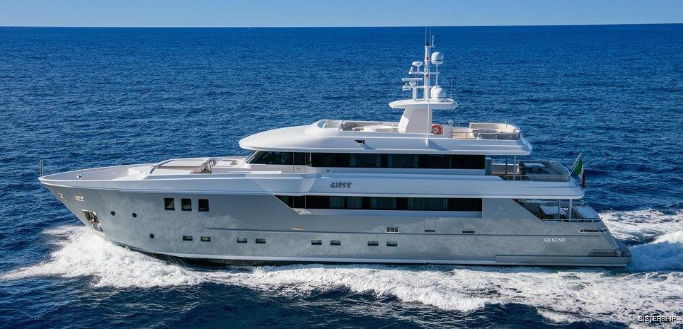 Otam Sd35 Charter Yacht