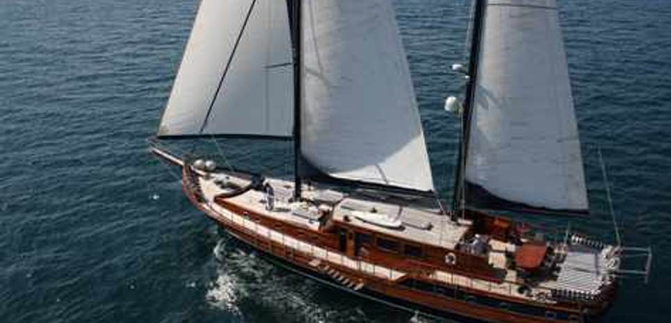 Capricorn 1 Charter Yacht