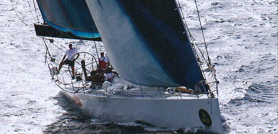 Med Spirit Charter Yacht