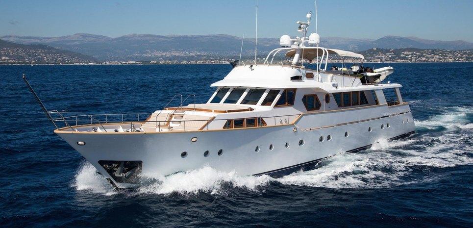 Libertus Charter Yacht
