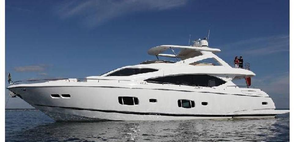 Velocity Charter Yacht