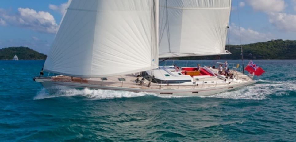 Swallows and Amazons Charter Yacht