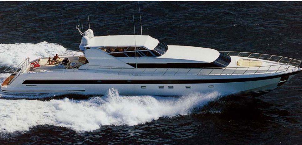 Columbia C Charter Yacht