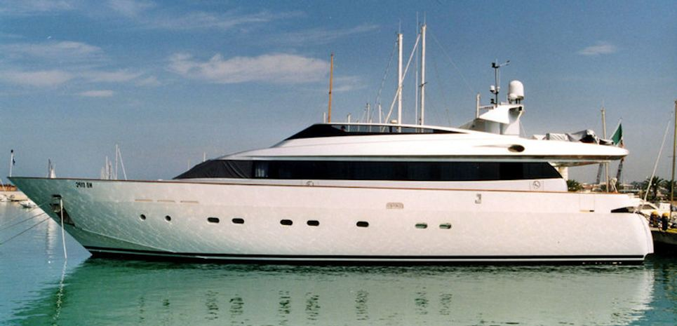 Spago Charter Yacht