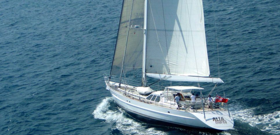 Alta Marea Charter Yacht