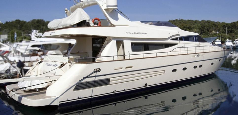Angelcharm Charter Yacht