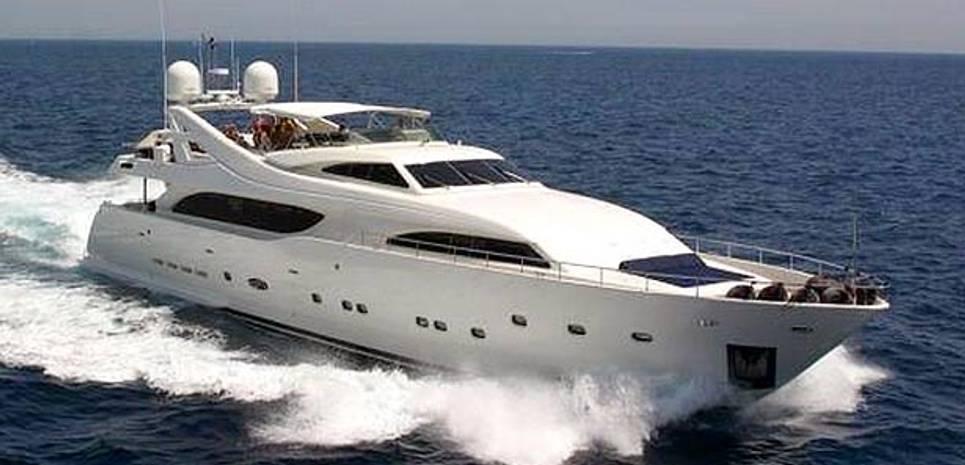 Whisper V Charter Yacht