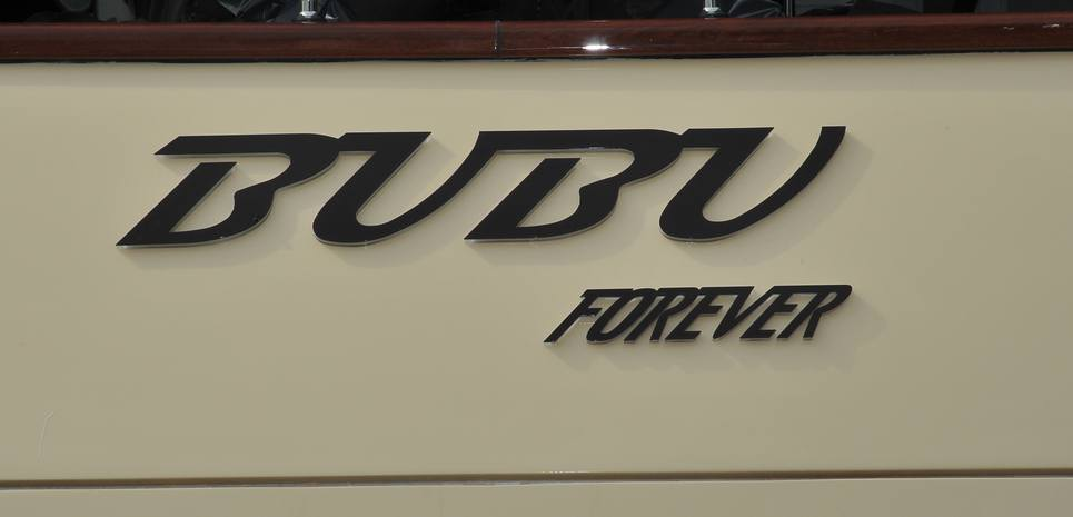 Bubu Forever Charter Yacht