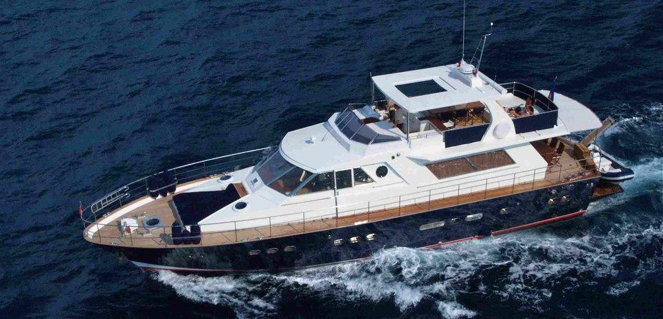 Bibo Charter Yacht