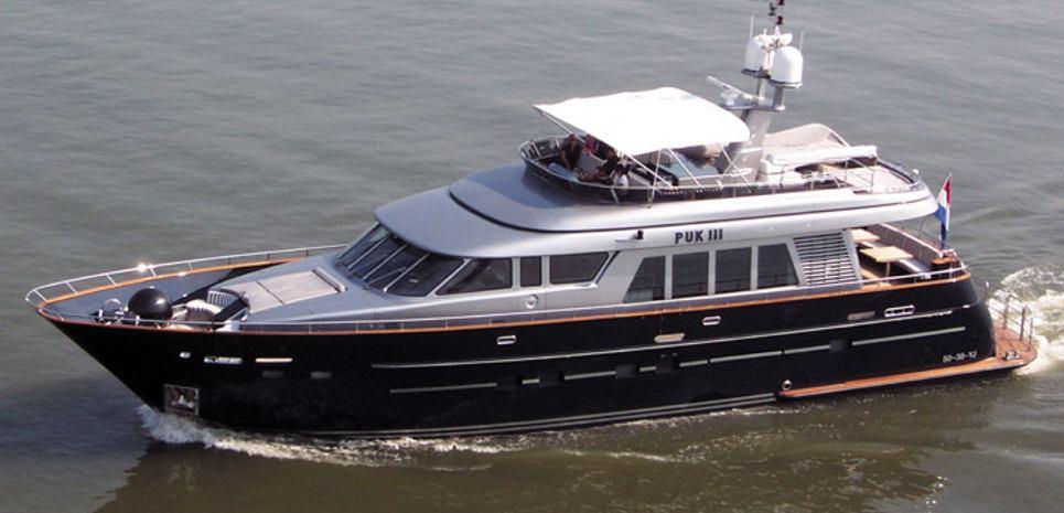 Pik II Charter Yacht