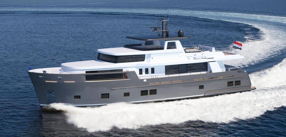 Van Der Valk 28M RPH Charter Yacht