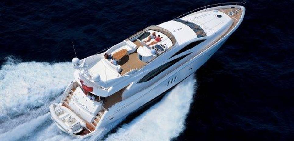 Ranella Charter Yacht