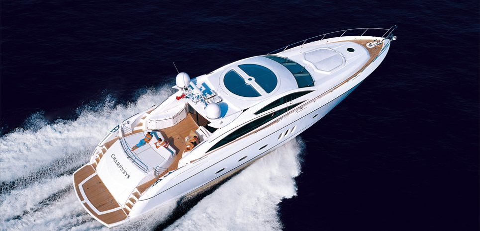 XDM Charter Yacht