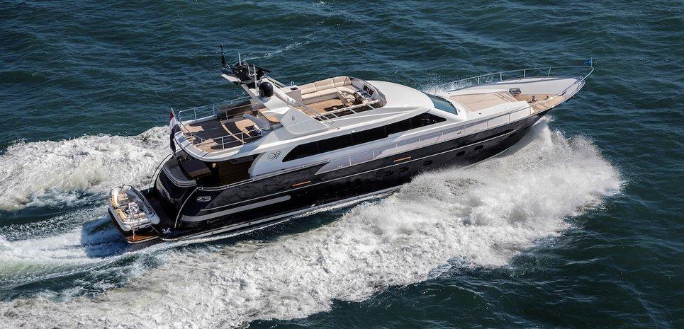 Valencia Charter Yacht