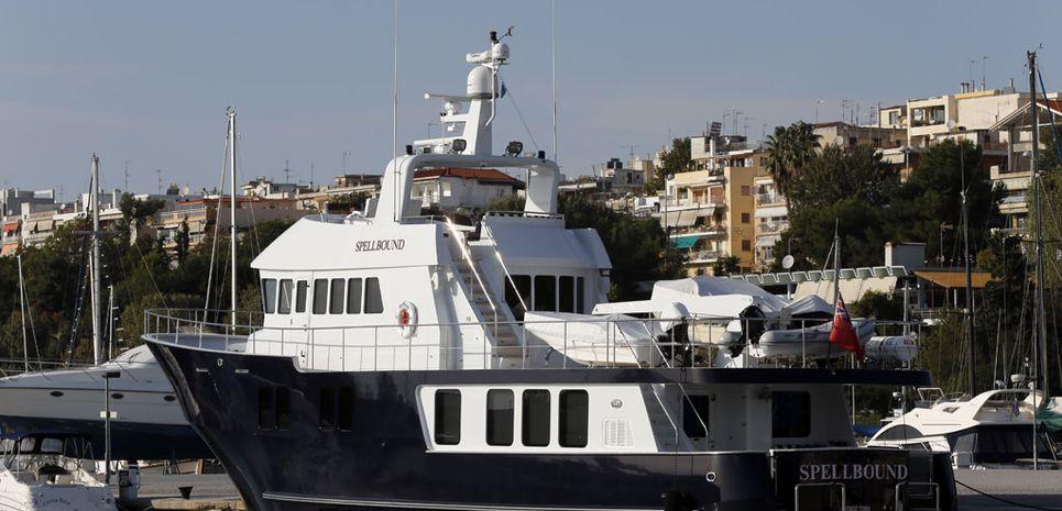 Spellbound Charter Yacht