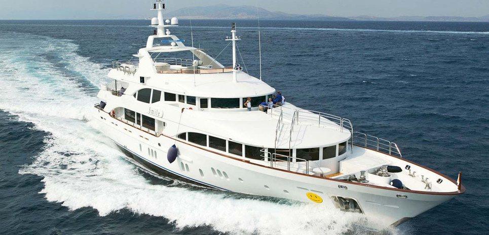 Dia's Charter Yacht