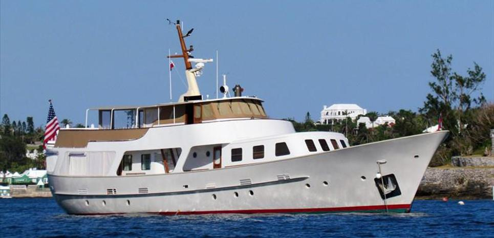 Sea Fox Charter Yacht