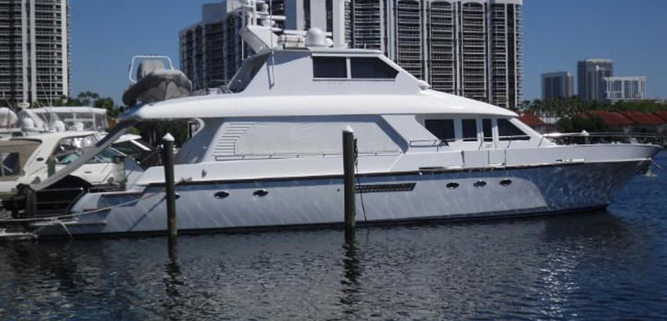Risk & Reward Charter Yacht
