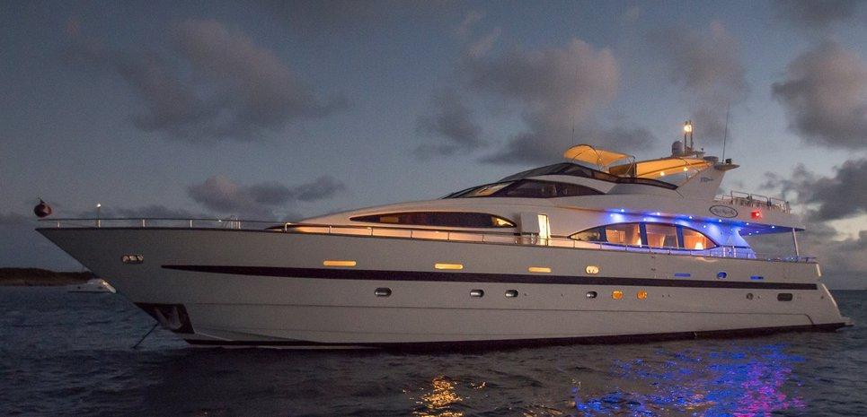 Endless Sun Charter Yacht