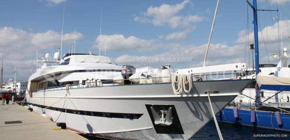 Whispers Charter Yacht