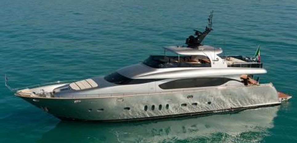 Meri VI Charter Yacht