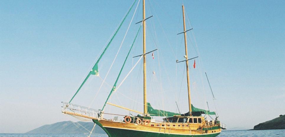Shafulya-Baki Charter Yacht