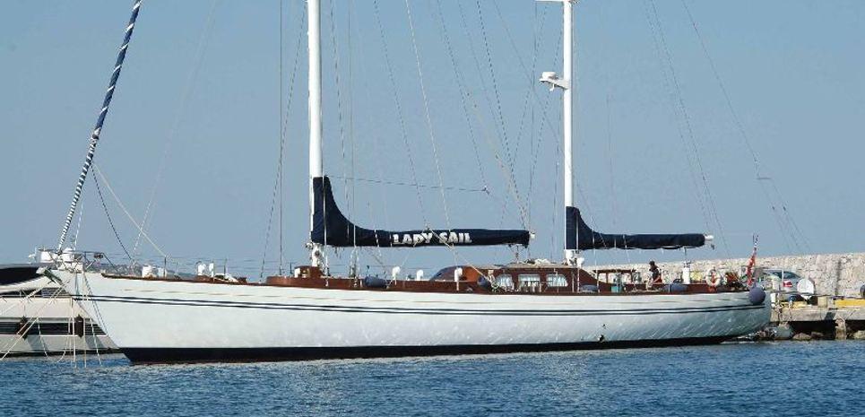 Lady Sail Charter Yacht