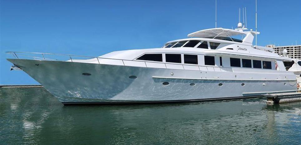 Determination Charter Yacht