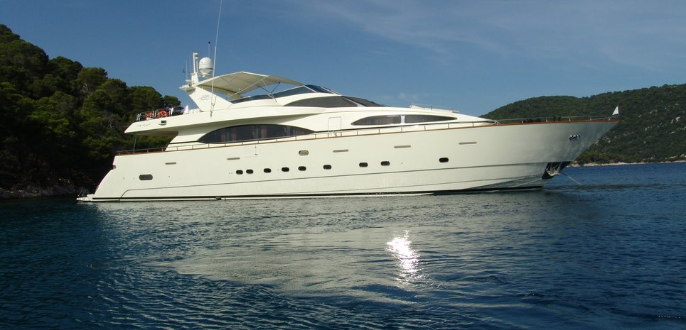 Happy Spirit Charter Yacht