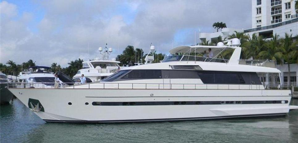 Free Wind Charter Yacht