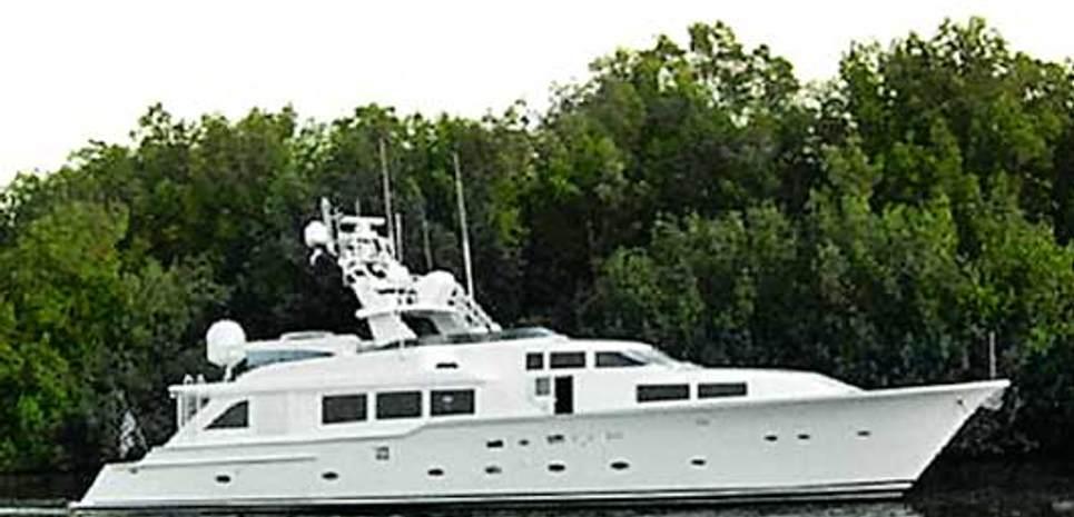 Orion Zephyr Charter Yacht