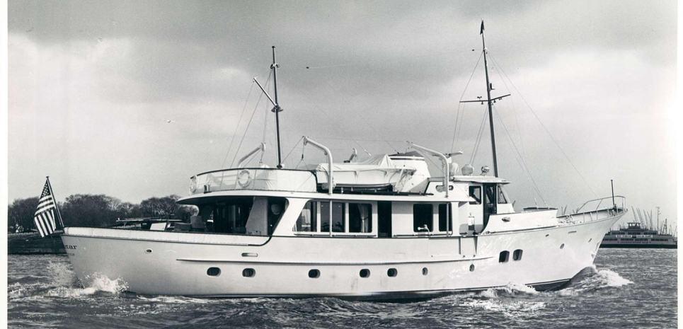 Tartar Charter Yacht