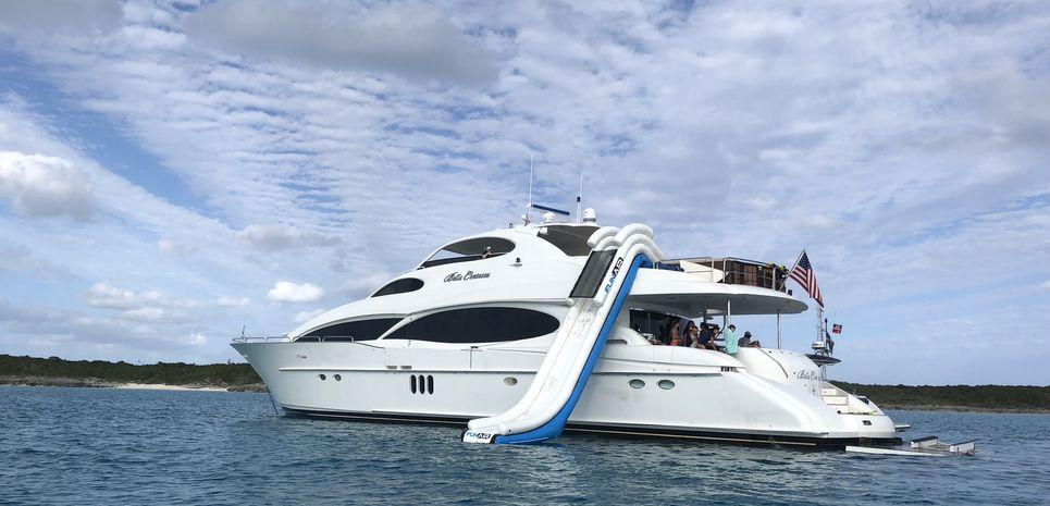 Bella Contessa Charter Yacht