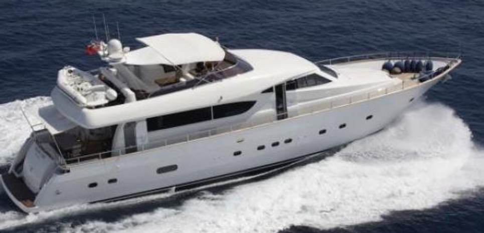 First Episode Charter Yacht