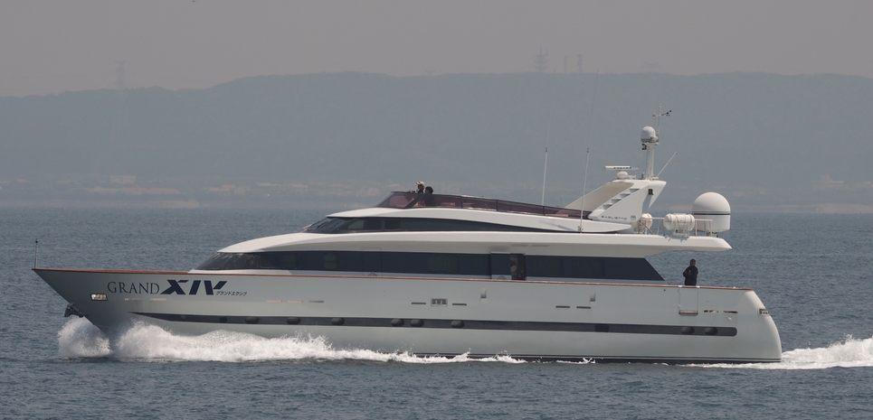 Grand XIV Charter Yacht