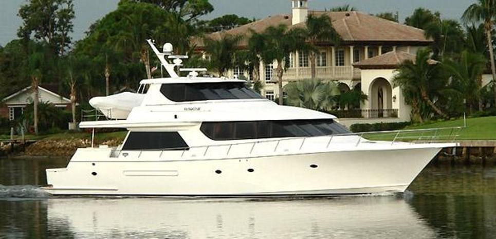 Vanquish Charter Yacht
