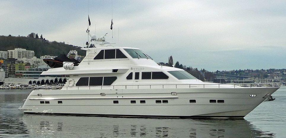Onward Charter Yacht