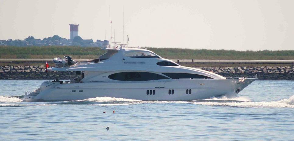 Pure Romance Charter Yacht