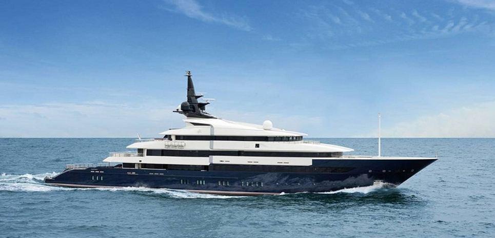 Seven Seas Charter Yacht