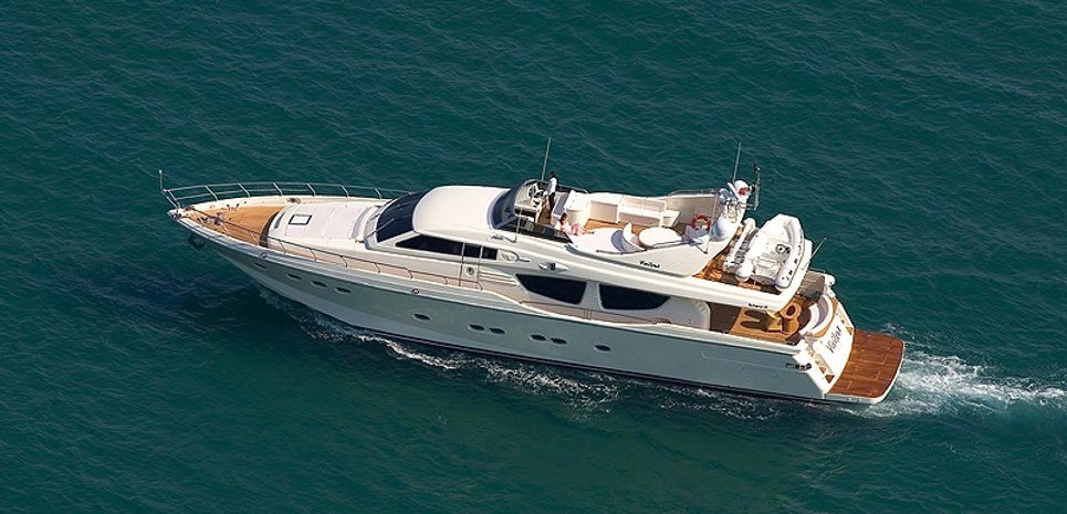 Vivilena Charter Yacht