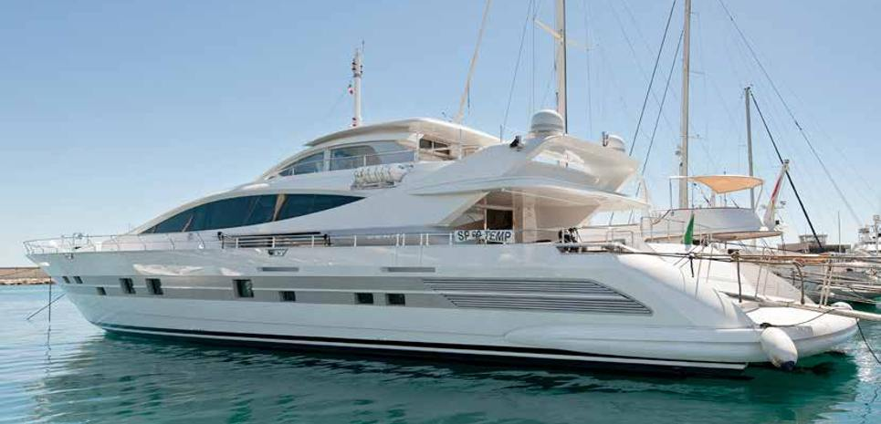 Grace of the Sea Charter Yacht