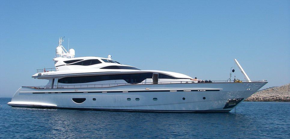 Lady Candy II Charter Yacht