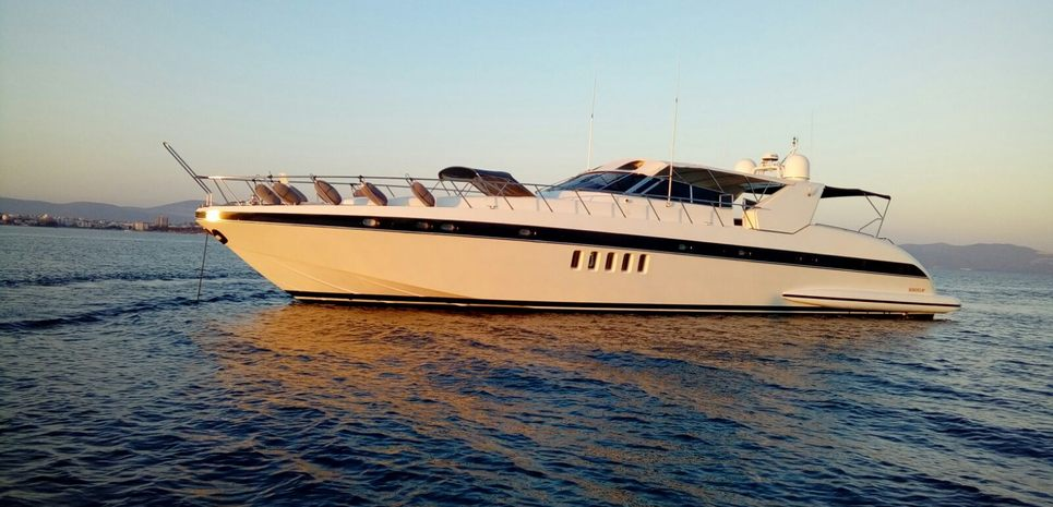 Miracle Charter Yacht