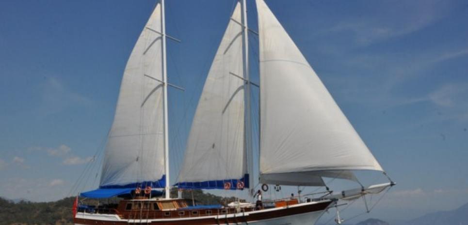 Salmakis Charter Yacht