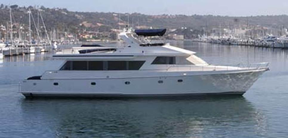 Estiva Charter Yacht