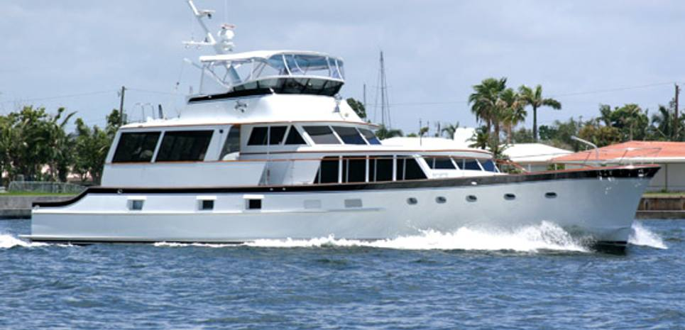FantaSea Charter Yacht